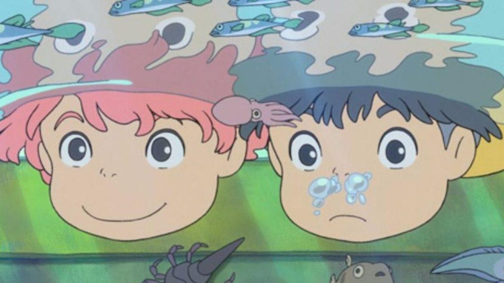 Japanse film Ponyo