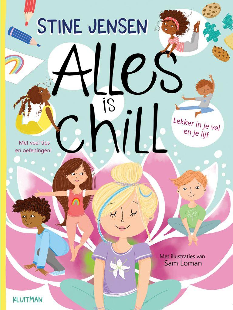 kinderboek tegen stress
