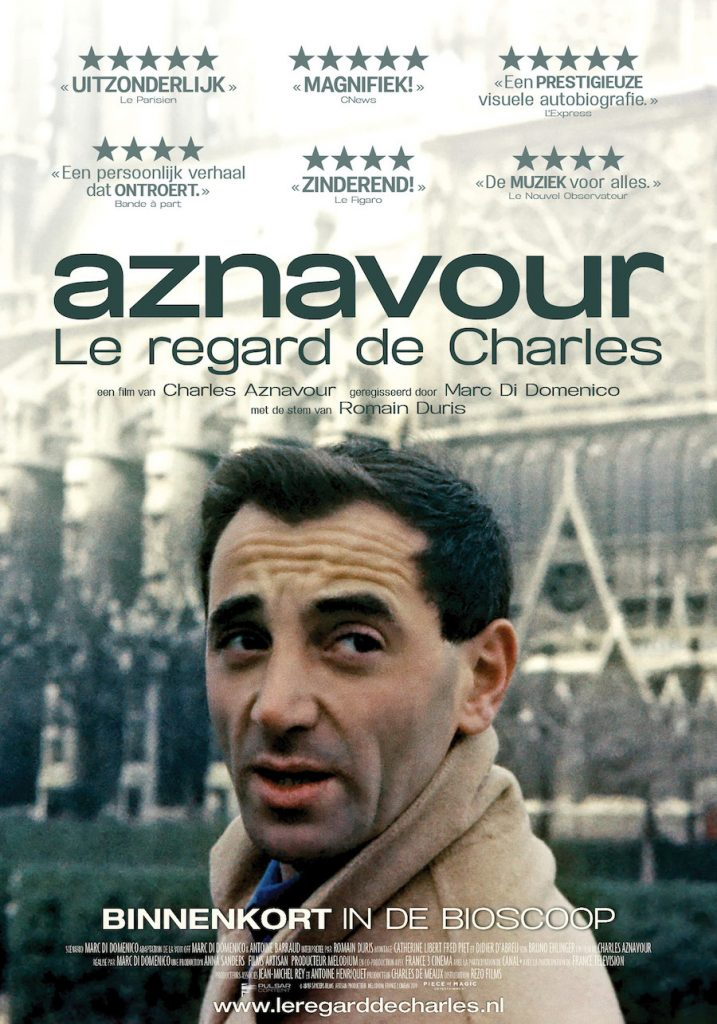 documentaire over Charles Aznavour