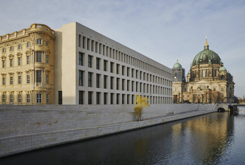 Humboldt Forum in Berlijn