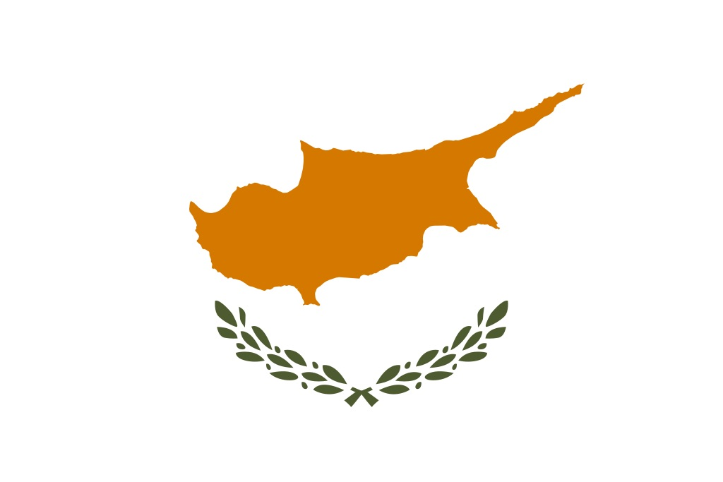 Symbolische vrede op vlag