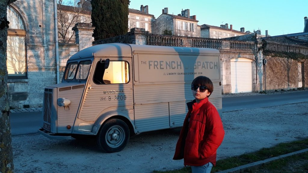 Movie locations France