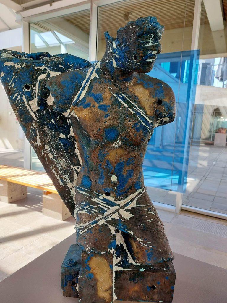 Sculptuur Mitoraj Den Haag