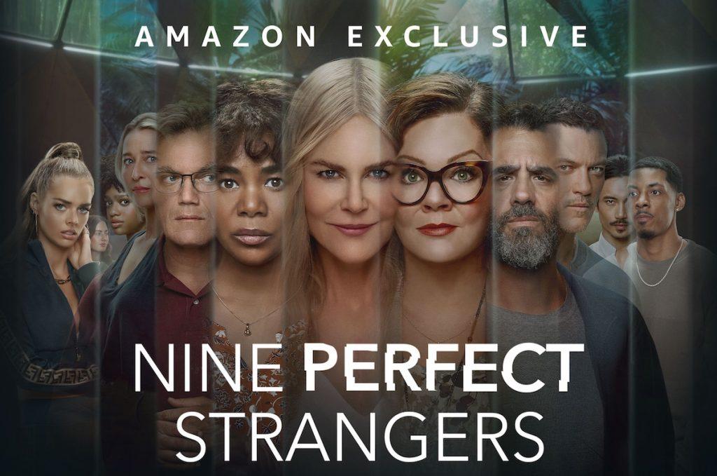 Nine perfect strangers serie